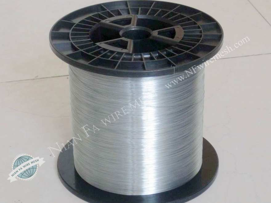 old fashioned galvanized wire product elaboration